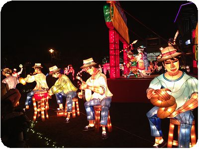 2014台北ランタンフェスティバル音楽