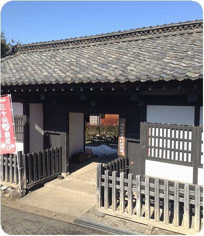 須坂アートパーク須坂歴史的建物園