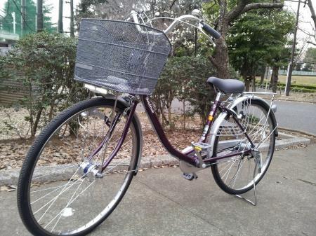 自転車縮小すみ