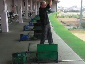 正雄ゴルフ5縮小