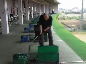正雄ゴルフ2縮小
