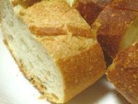 フランスパン小縮小