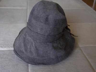 日焼け帽子1縮小