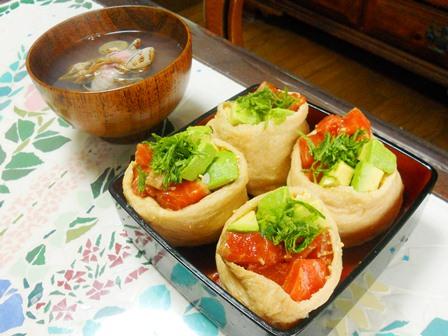 お雛祭り寿司
