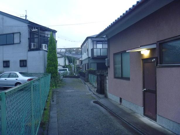 旧東海道本線 深草周辺 (4)