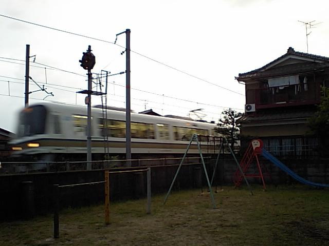 旧東海道本線 深草周辺 (1)
