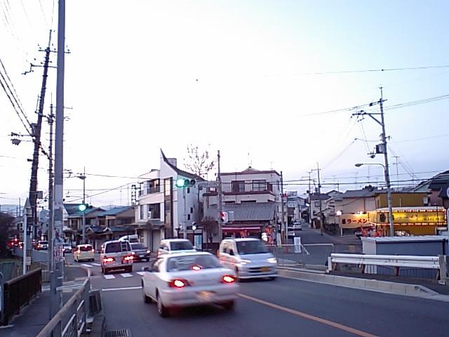 旧東海道本線 深草周辺 (5)