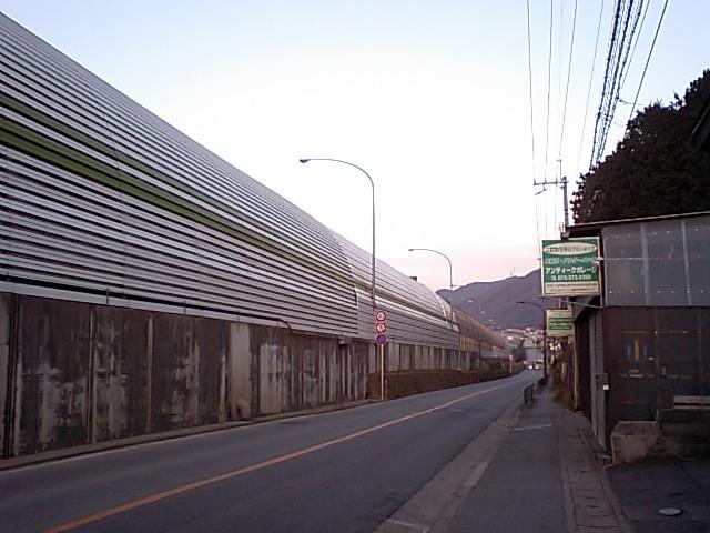 旧東海道本線 深草周辺 (7)