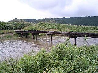 田原の流れ橋3