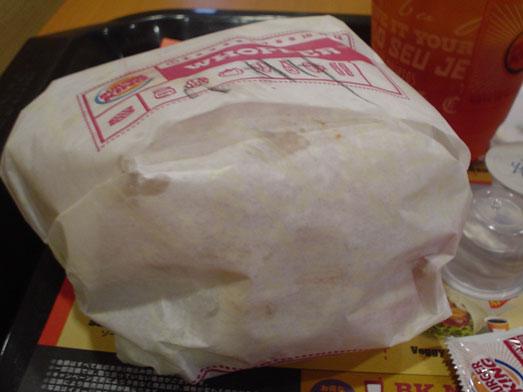 バーガーキングのワッパーセットが激安500円065