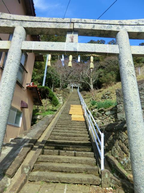9番十六島許豆神社