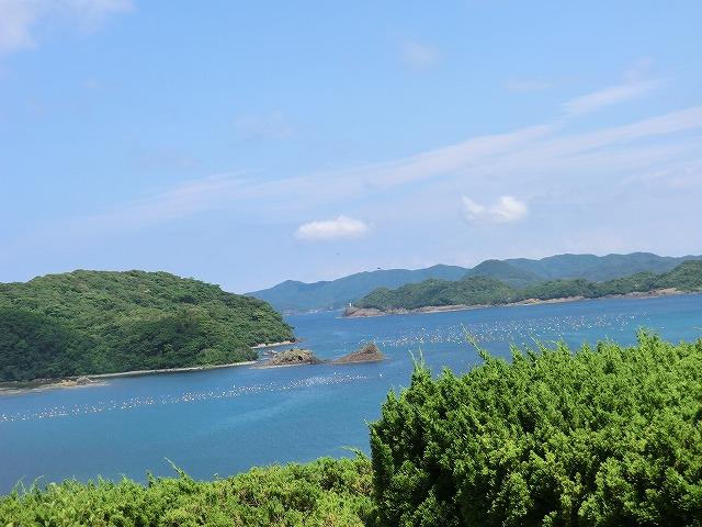 バスツアー島根半島42浦巡り6