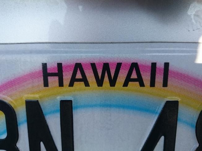 ハワイ島レンタカ