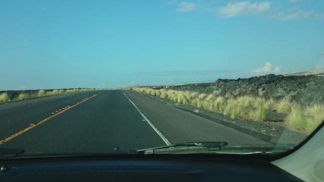 ハワイ島風景1