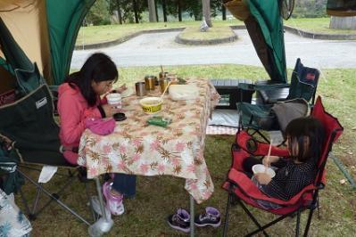 20111112歌瀬キャンプ1日目 (6)
