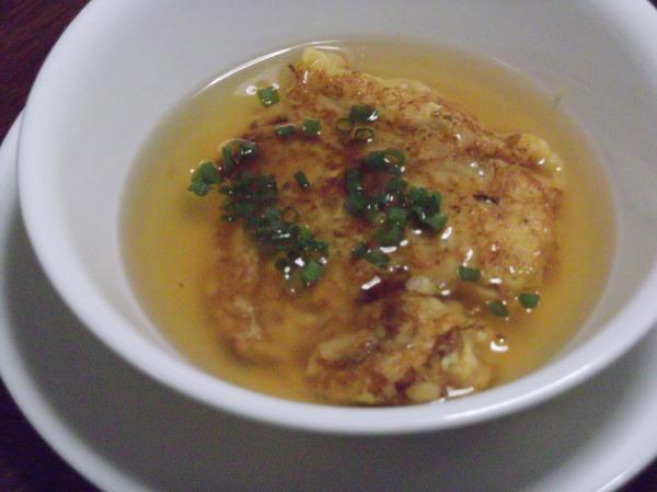 豆腐と人参のトロロ焼
