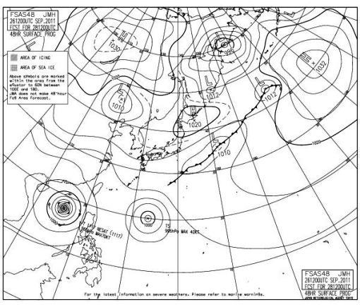 台風19号?