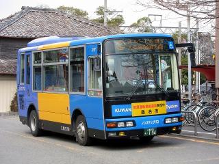 桑名市コミュニティバス「K-バス」