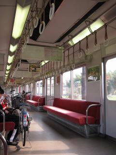養老鉄道 620系 サイクルトレイン