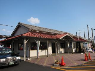 養老鉄道 揖斐駅