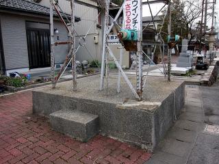 岐阜県安八郡神戸町神戸518の火の見櫓