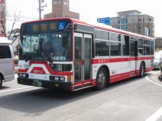 名鉄バス 教習車
