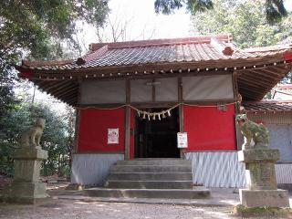 加良須神社の狛犬
