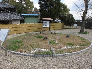 大岡越前守陣屋跡(西大平藩陣屋跡)
