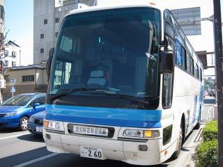 愛知県警察音楽隊バス