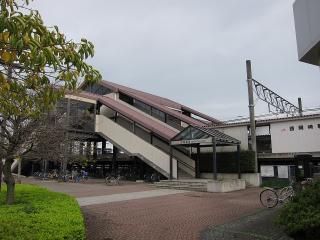 JR 西岡崎駅