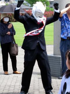わくわくキッズ フェスティバル2012 ローカルヒーローフェスティバルin幸田