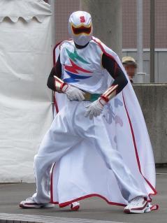 わくわくキッズ フェスティバル2012 地域戦隊カッセイカマンショー