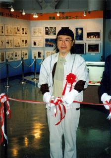 かかみがはら航空宇宙博物館 スペースファンタジー 松本零士の世界
