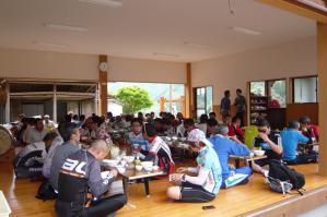 ロードレーサーサイクリングイベント