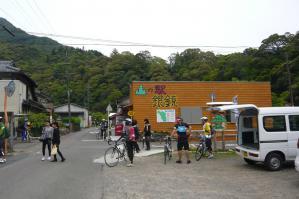 ロードレーサーサイクリング米良街道
