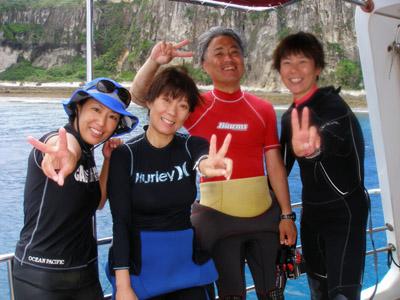 粟国ダイビング
