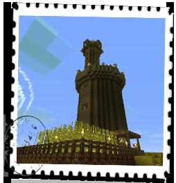 自宅塔完成!