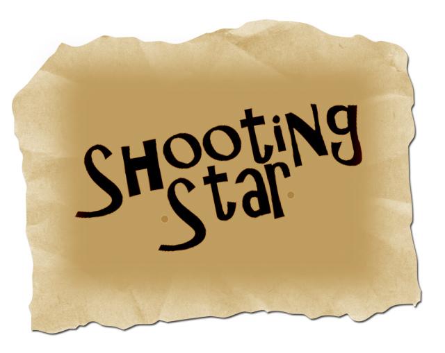 ShootingStarチラシ