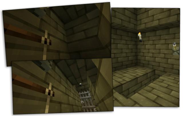 MC図書室地下通路2