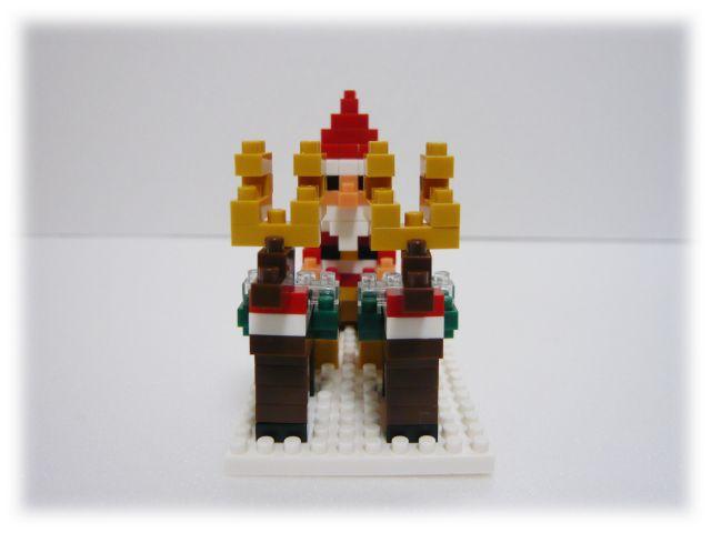 NBC-099 サンタクロース&クリスマスツリー