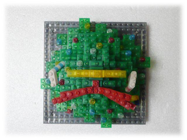 NBH-058 大きなクリスマスツリー 2013