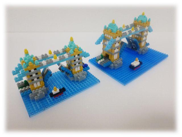 タワーブリッジ&mini