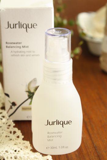 Jurlique(ジュリーク)口コミ~ゆらぎ肌にレスキューミスト