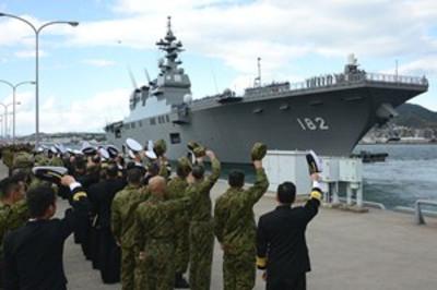 「友達作戦」本格展開へ 海自、比レイテ島に到着