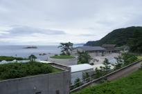 景色のいい水族館