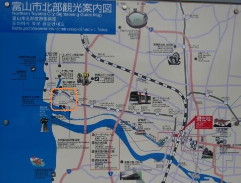 004 富山市 マップ