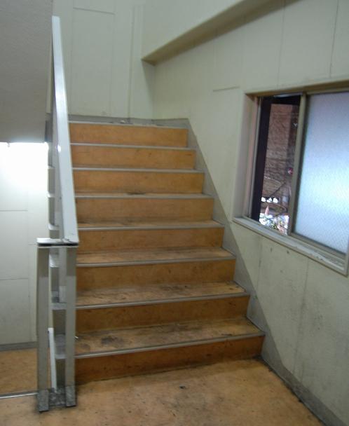 階段っす。