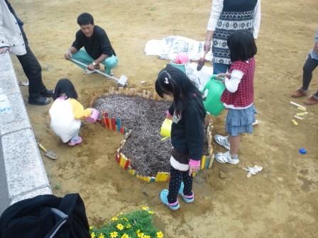 20111030ビデンス花壇①