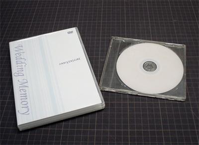 結婚式DVDコピー