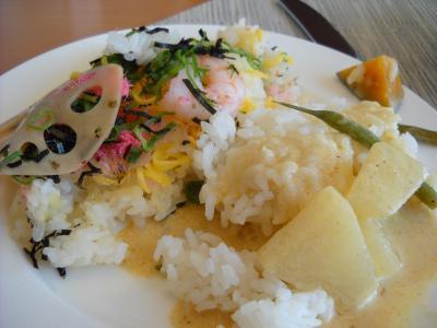 寿司とカレー